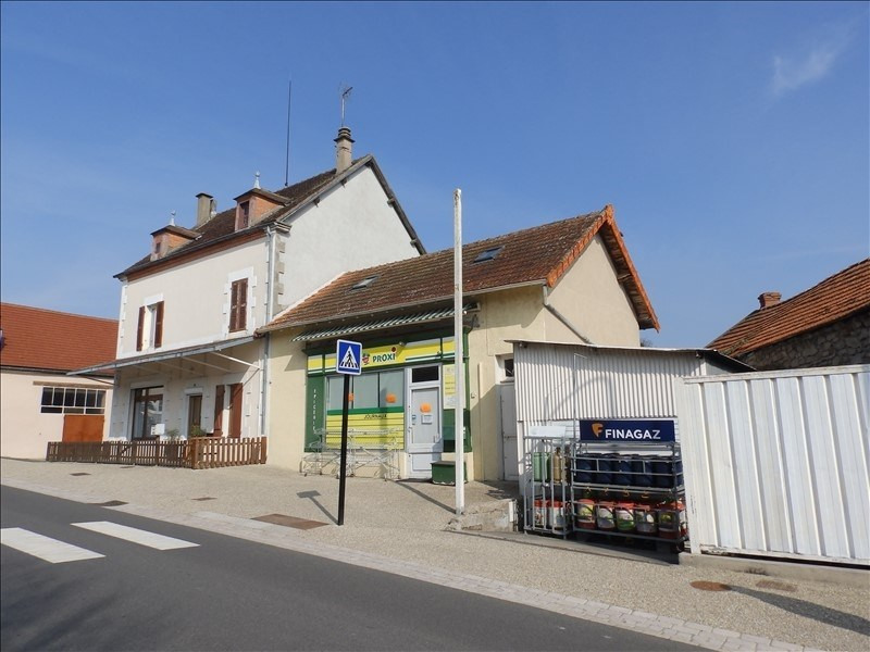 Vente local commercial Besson 45 000€ - Photo 1