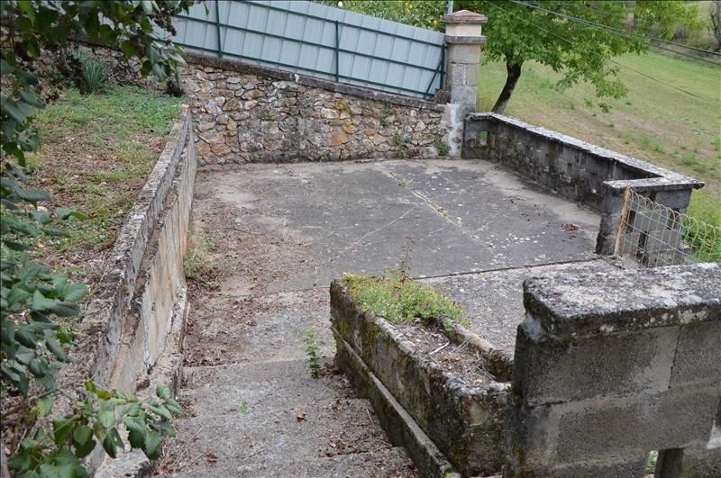 Vente maison / villa Figeac 55000€ - Photo 6