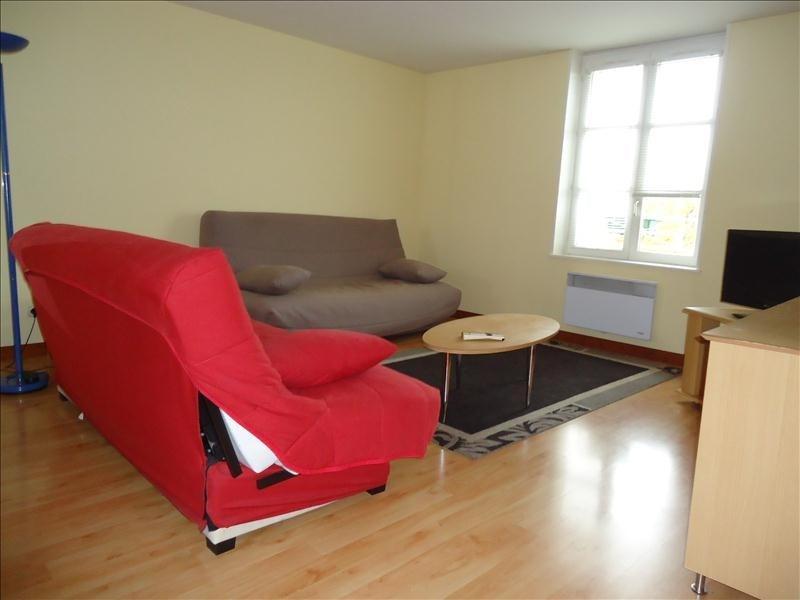 Rental apartment Lisieux 578€ CC - Picture 1