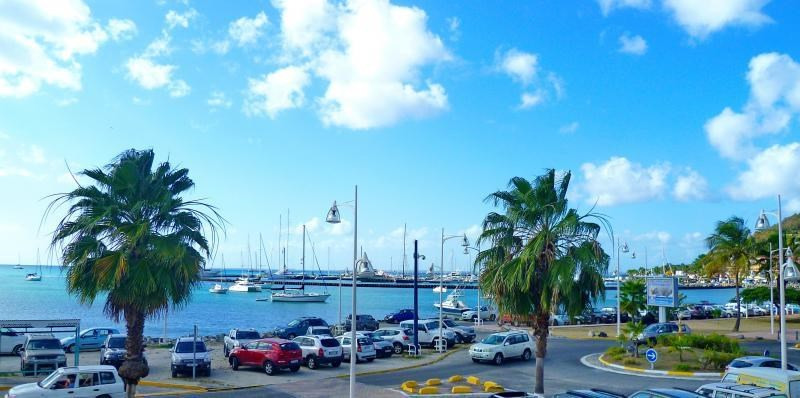 Deluxe sale apartment St martin 220400€ - Picture 1