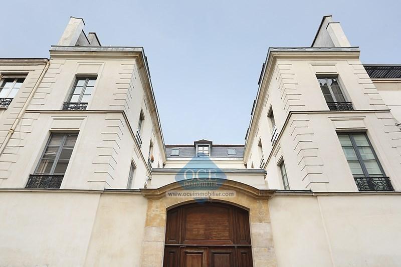 Deluxe sale apartment Paris 3ème 936000€ - Picture 1
