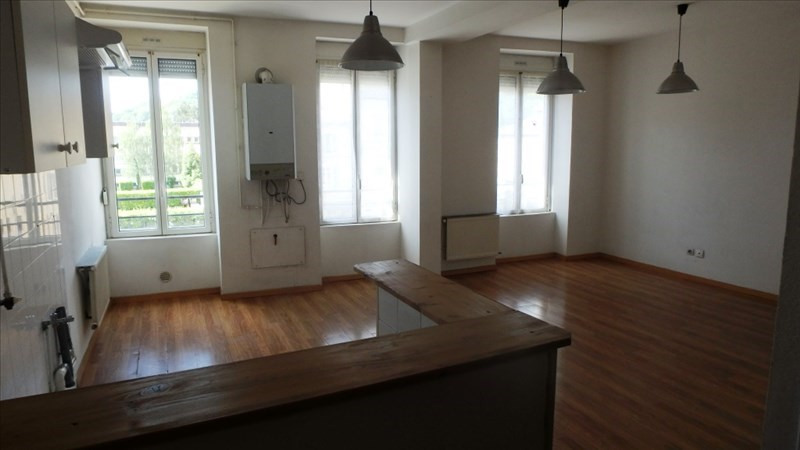 Sale apartment Bourgoin jallieu 117 500€ - Picture 1