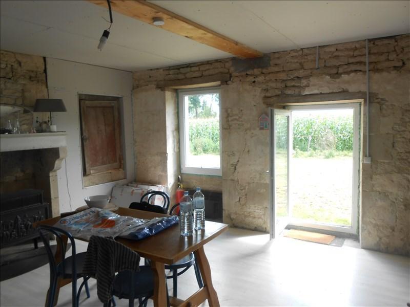Sale house / villa Aulnay 89700€ - Picture 4