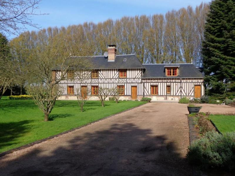 Deluxe sale house / villa Pont-l'évêque 892500€ - Picture 1