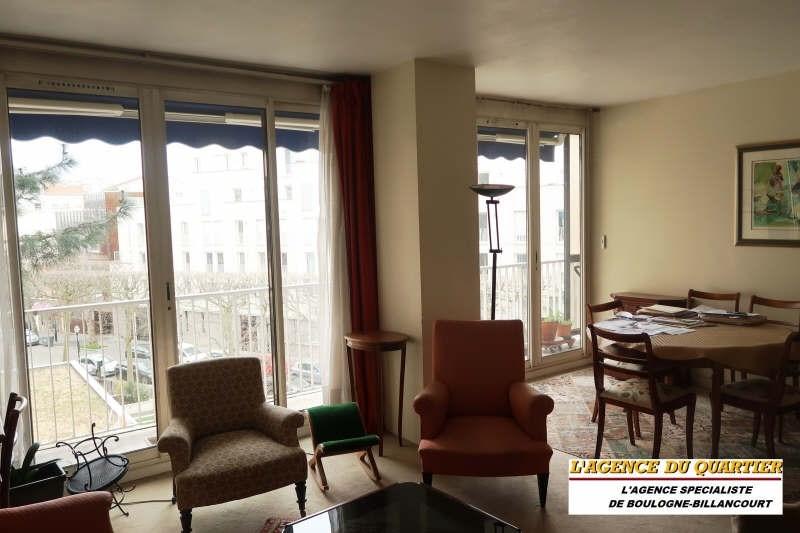 Venta  apartamento Boulogne billancourt 741000€ - Fotografía 2