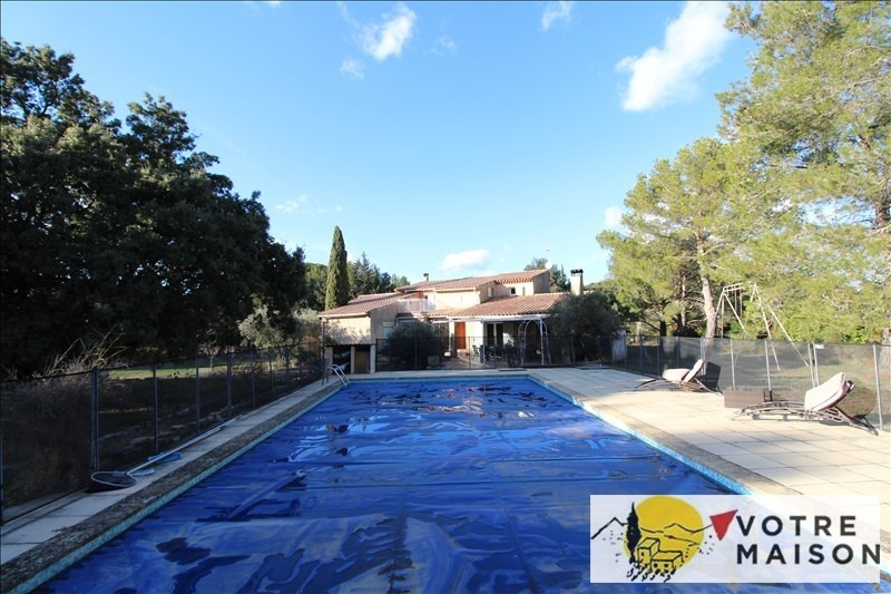 Deluxe sale house / villa St chamas 599000€ - Picture 2