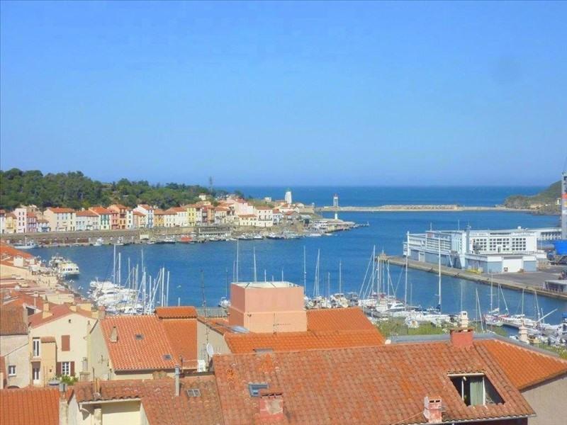 Vente appartement Port vendres 222000€ - Photo 1