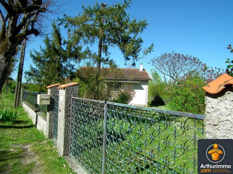 Sale house / villa Matha 111825€ - Picture 7