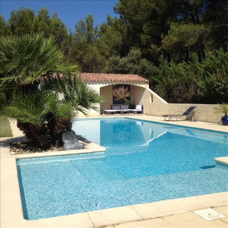 Vente de prestige maison / villa Lambesc 695000€ - Photo 1