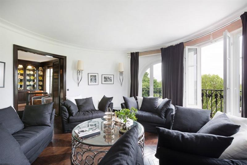 Verkoop van prestige  appartement Paris 16ème 5000000€ - Foto 2