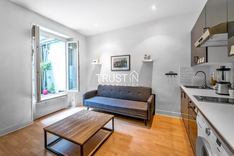 Vente appartement Paris 17ème 275000€ - Photo 12