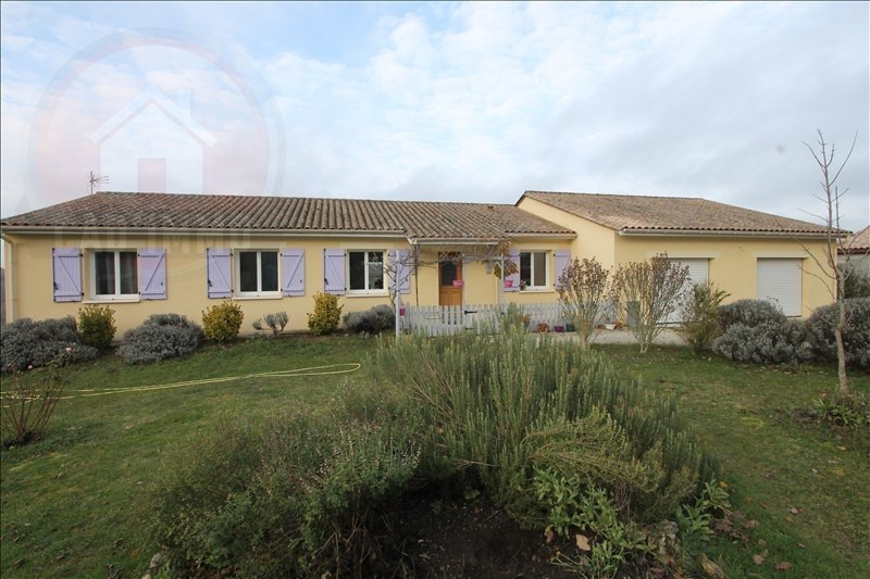 Vente maison / villa St laurent des batons 198 000€ - Photo 1