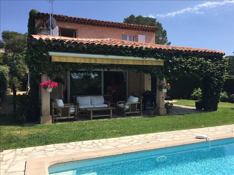 Vente de prestige maison / villa Frejus 645000€ - Photo 1