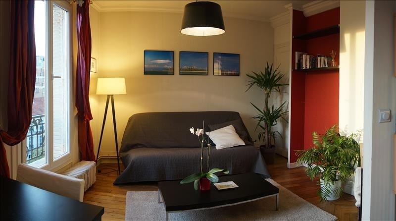 Sale apartment Paris 15ème 450000€ - Picture 1