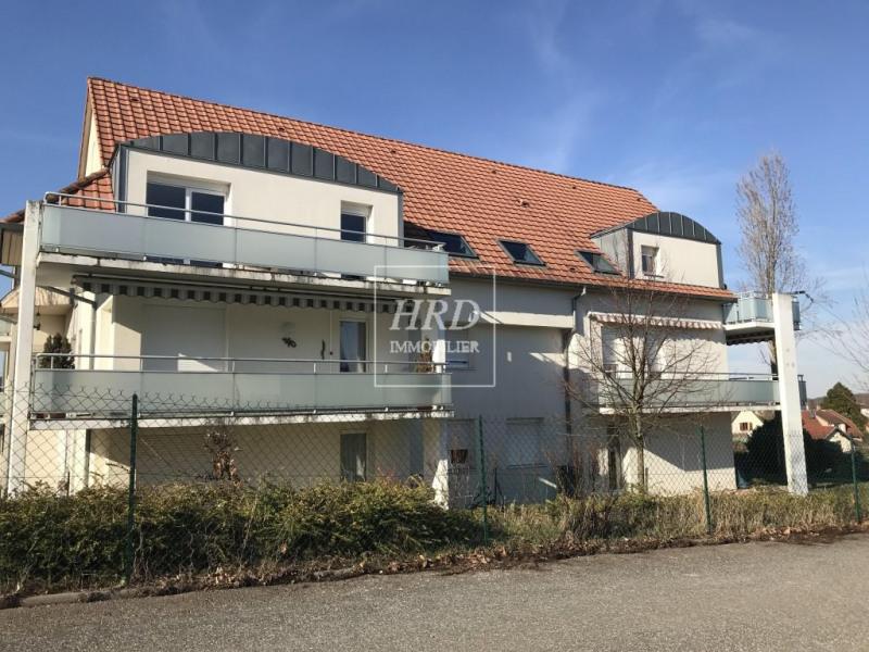 Verkoop  appartement Saverne 189500€ - Foto 5