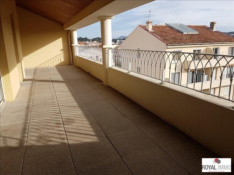 Sale apartment Toulon 298000€ - Picture 1