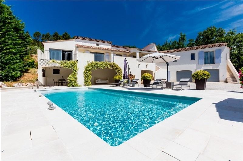 Vente de prestige maison / villa Aix en provence 850000€ - Photo 1