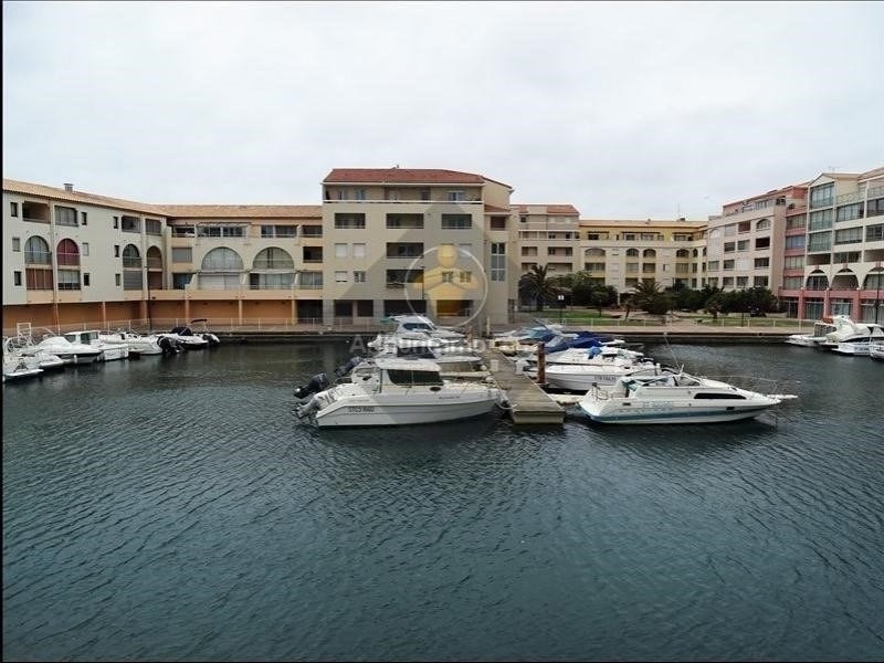 Sale apartment Sete 89 000€ - Picture 1