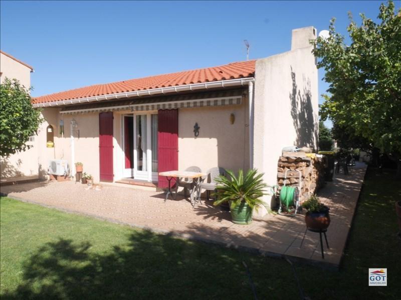 Revenda casa Villelongue de la salanque 219000€ - Fotografia 1