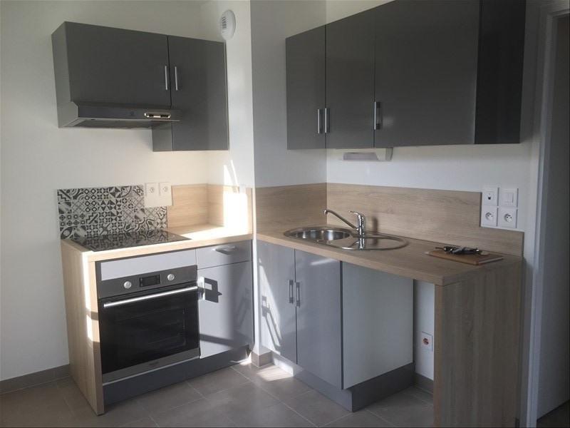 Rental apartment Saint herblain 710€ CC - Picture 1