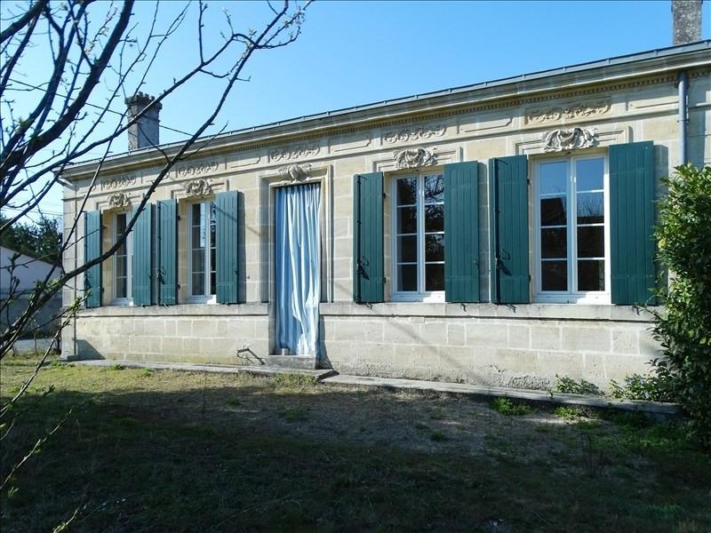 Vente maison / villa Avensan 273000€ - Photo 1