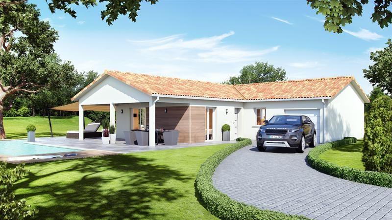 Maison  5 pièces + Terrain 544 m² Corcelles en Beaujolais par Top Duo Villefranche