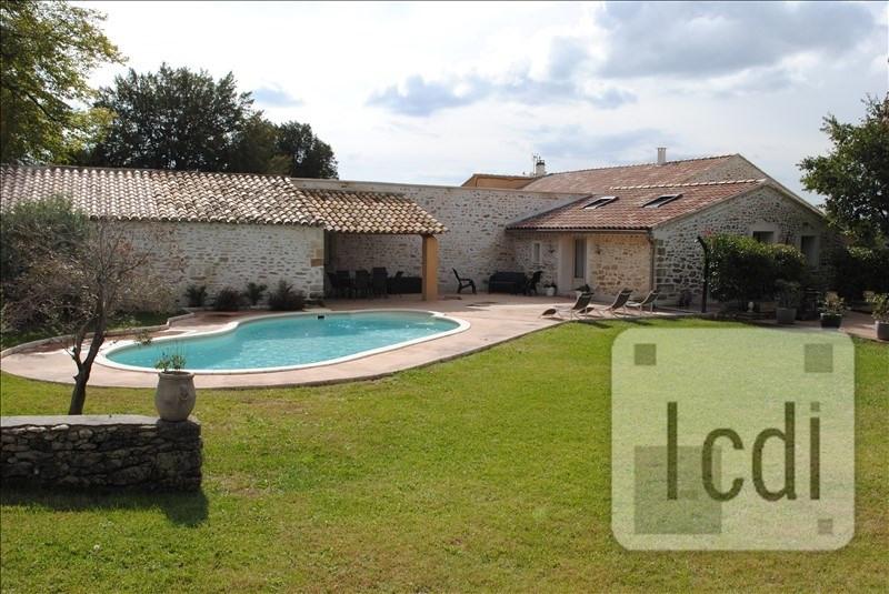 Vente de prestige maison / villa Grignan 900000€ - Photo 2
