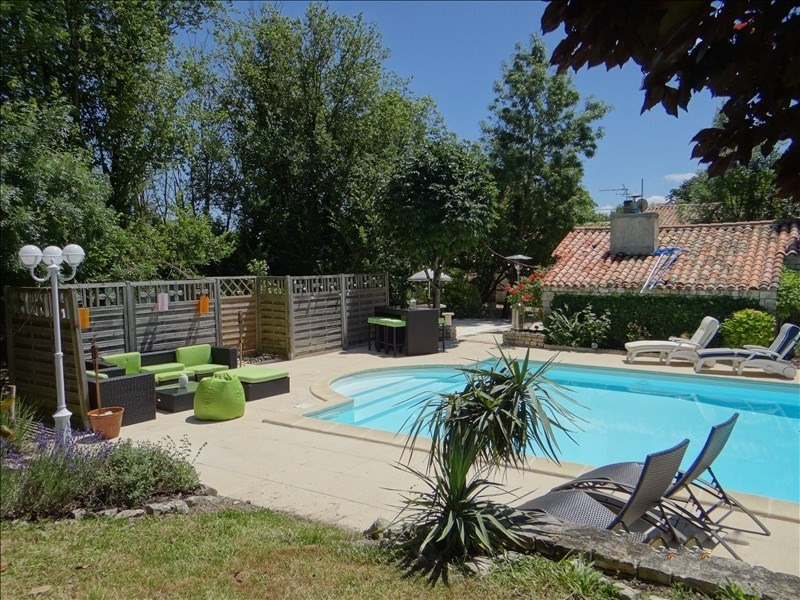 Deluxe sale house / villa St medard d aunis 495000€ - Picture 4