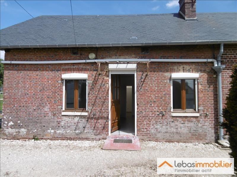 Location maison / villa Doudeville 430€ CC - Photo 2