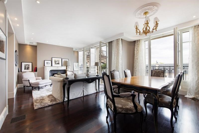 Venta de prestigio  apartamento Paris 7ème 2850000€ - Fotografía 6