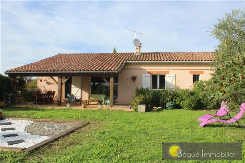 Sale house / villa Mondonville 299500€ - Picture 4
