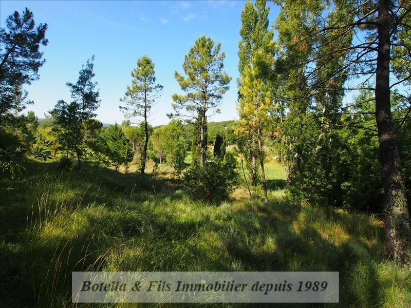 Verkoop  stukken grond Barjac 57000€ - Foto 4
