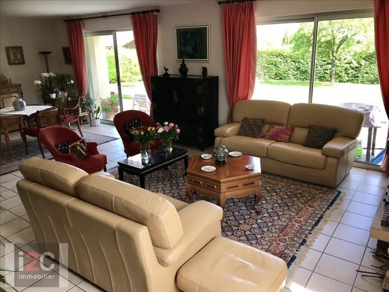 Sale house / villa Prevessin-moens 890000€ - Picture 3