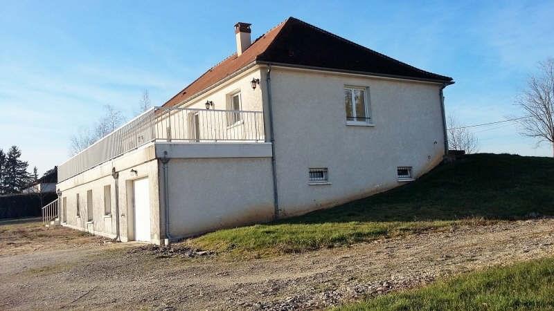 Sale house / villa Sancergues 220000€ - Picture 2