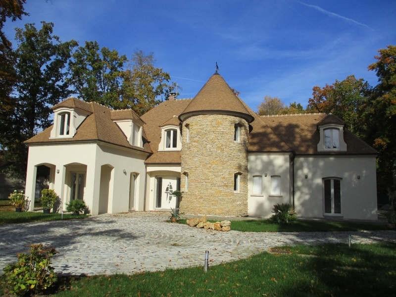 Deluxe sale house / villa Lamorlaye 980000€ - Picture 1