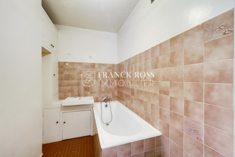 Sale apartment Paris 15ème 600000€ - Picture 12