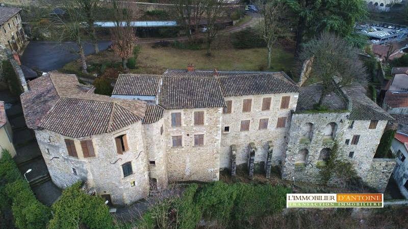 Revenda residencial de prestígio casa Vienne 728000€ - Fotografia 1