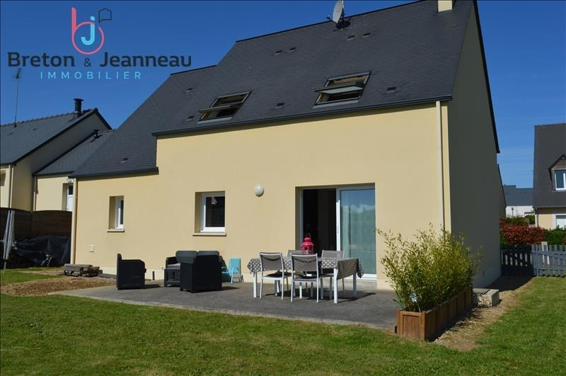Vente maison / villa Nuille sur vicoin 156000€ - Photo 2