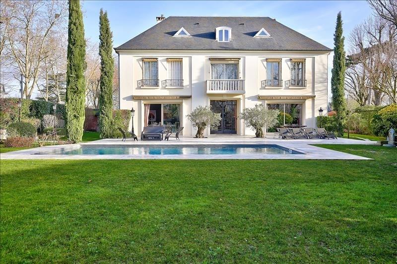 Vente de prestige maison / villa Maisons-laffitte 3900000€ - Photo 1