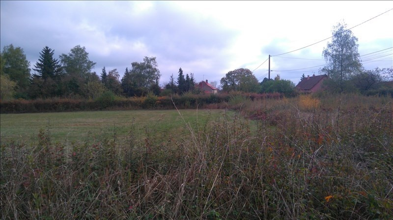 Vente terrain Mornay sur allier 20 500€ - Photo 1