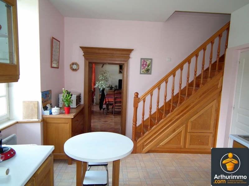 Sale house / villa Matha 211000€ - Picture 8