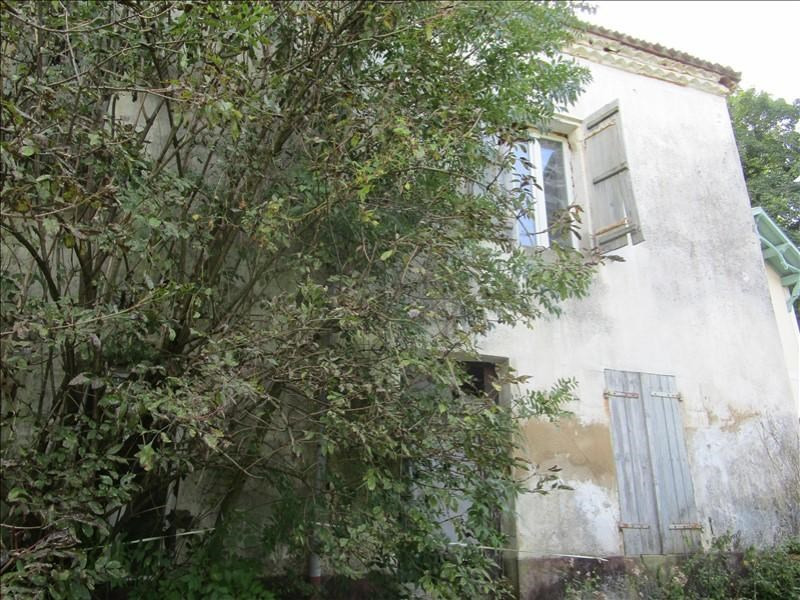 Sale house / villa Sourzac 55 000€ - Picture 1