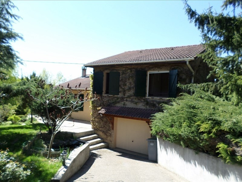 Rental house / villa Jardin 996€ CC - Picture 1