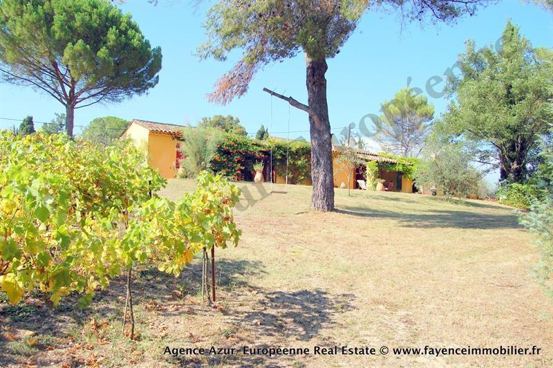 Vente de prestige maison / villa Le canton de fayence 875000€ - Photo 5