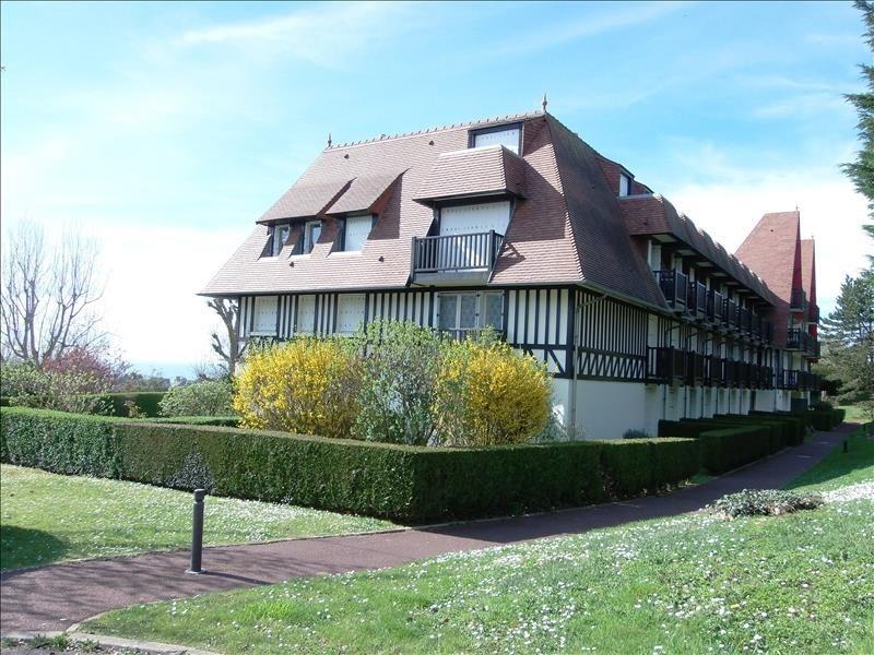 Sale apartment Blonville sur mer 75000€ - Picture 1