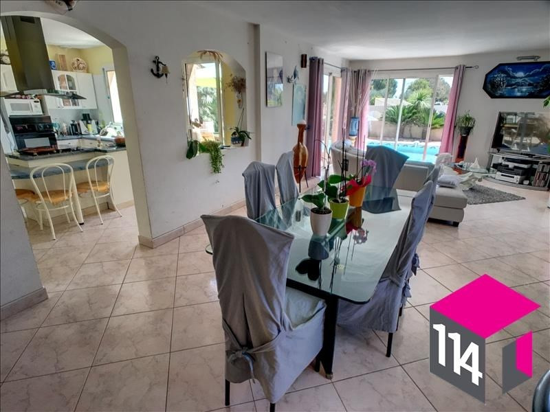 Vente maison / villa Baillargues 550 000€ - Photo 6