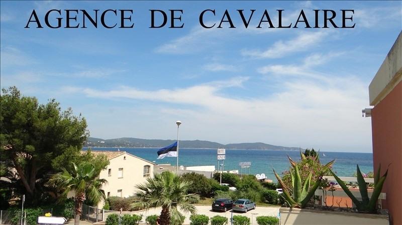 Sale apartment Cavalaire 155000€ - Picture 1