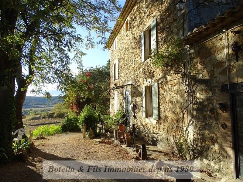Vente de prestige maison / villa Uzes 632000€ - Photo 1