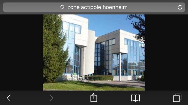 Verkoop  kantoren Hoenheim 158000€ - Foto 1