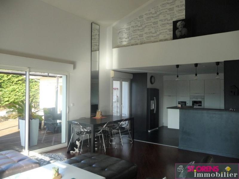 Deluxe sale house / villa Castanet-tolosan 5 minutes 415000€ - Picture 3